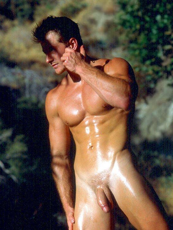 Naked striper video