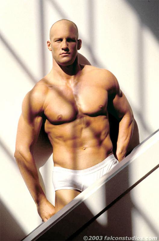 hot male model nude