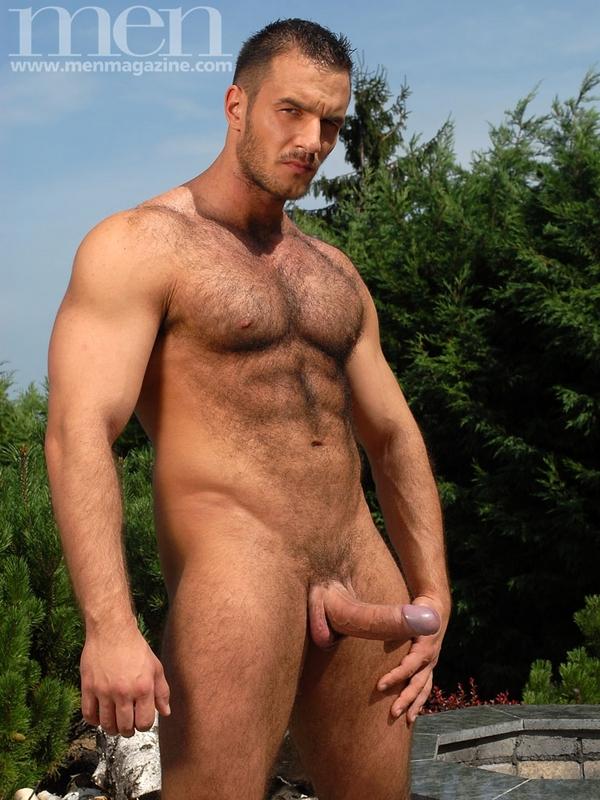 Фото волосатых голых мужиков