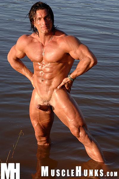 Morocco muscle daniel