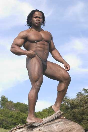 Kai Green Nude 36